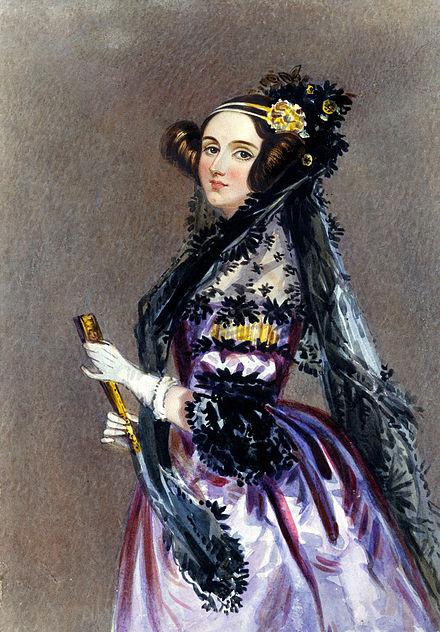 Ada Lovelace - Hello R Markdown